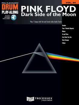 Drum Play-Along Vol. 24 - Pink Floyd - Dark Side Of The Moon