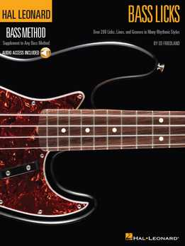 Ed Friedland - Bass Licks