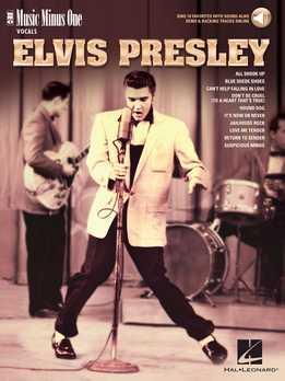 Elvis Presley - Music Minus One Vocals