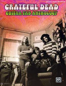 Grateful Dead - Guitar Tab Anthology