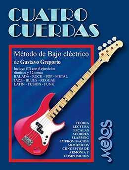 Gustavo Gregorio - Cuatro Cuerdas (For Bass)
