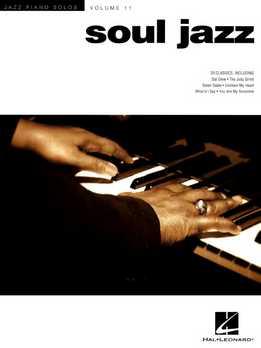 Jazz Piano Solos Vol. 11 - Soul Jazz