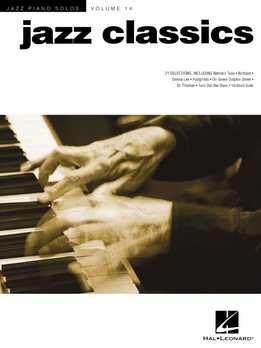 Jazz Piano Solos Vol. 14 - Jazz Classics