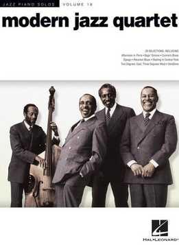 Jazz Piano Solos Vol. 18 - Modern Jazz Quartet