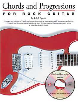 Ralph Agresta - Chords & Progressions For Rock Guitar