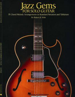 Robert B. Yelin - Jazz Gems For Solo Guitar