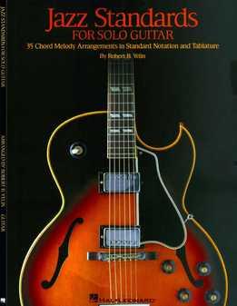 Robert B. Yelin - Jazz Standards For Solo Guitar