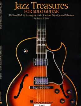 Robert B. Yelin - Jazz Treasures For Solo Guitar