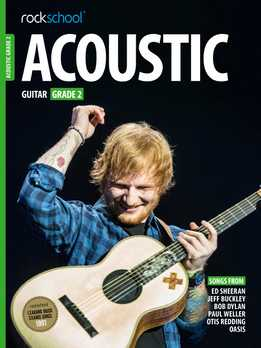 Rockschool – Acoustic Guitar Grade 2