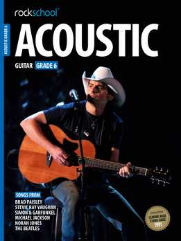 Rockschool - Acoustic Guitar Grade 6