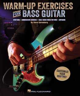 Steve Gorenberg - Warm-up Exercises For Bass Guitar