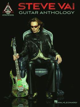Steve Vai Guitar Anthology
