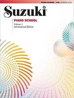 Suzuki Piano School Vol. 1-7