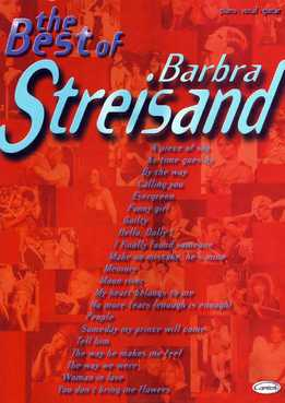 The Best Of Barbra Streisand
