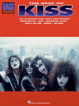 The Best Of Kiss (For Bass)