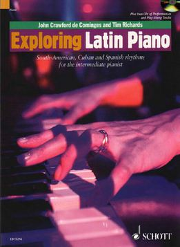 Tim Richards - Exploring Latin Piano