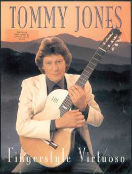 Tommy Jones - Fingerstyle Virtuoso