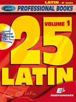25 Latin Songs For Eb Instruments Vol.1