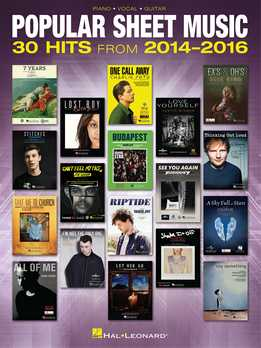 30 Hits From 2014-2016