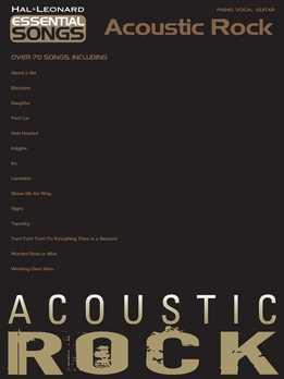 Acoustic Rock - Essential Songs