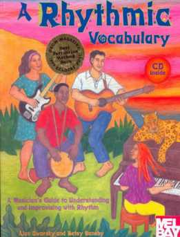 Alan Dworsky - A Rhythmic Vocabulary