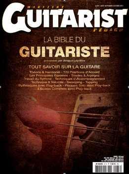 Arnaud Lepretre - La Bible Du Guitariste Vol. 1