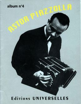 Astor Piazzolla - Album No. 4
