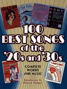 Richard Rodgers - 100 Best Songs Of The 20's & 30's