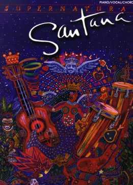 Carlos Santana - Supernatural