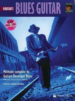David Hamburger - Blues Guitar Débutant