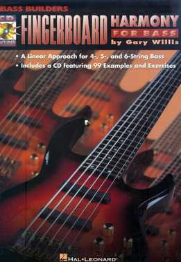 Gary Willis - Fingerboard Harmony For Bass