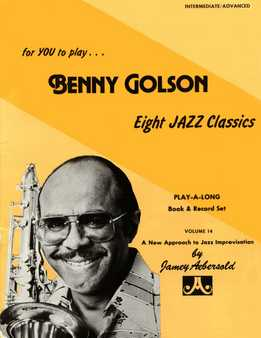 Jamey Aebersold - Benny Golson Vol. 14