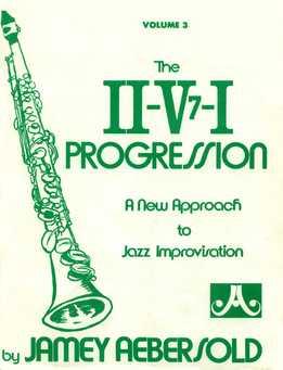 Jamey Aebersold - II-V7-I Progression Vol. 3