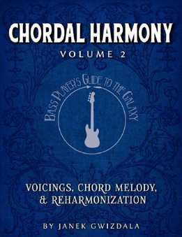 Janek Gwizdala - Chordal Harmony Vol. 2