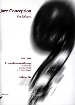 Jim Snidero - Jazz Conception - Bass Lines