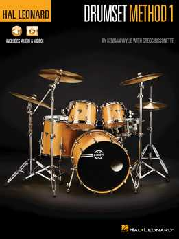 Kennan Wylie - Drumset Method Book 1