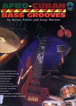 Manny Patiño, Jorge Moreno - Afro-Cuban Bass Grooves