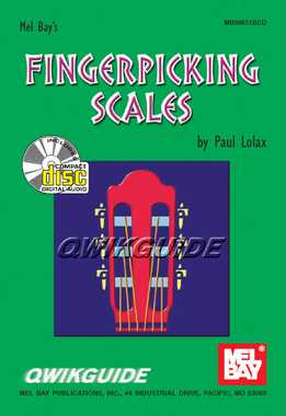 Paul Lolax - Fingerpicking Scales