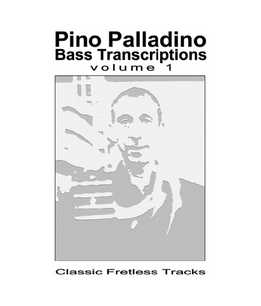 Pino Palladino - Bass Transcriptions Vol.1