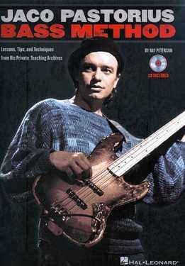 Ray Peterson - Jaco Pastorius Bass Method