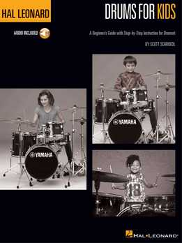 Scott Schroedl - Drums For Kids