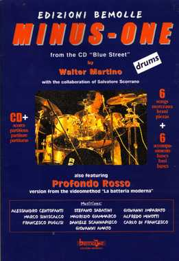 Walter Martino - Minus-One