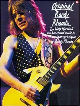 Wolf Marshall - Original Randy Rhoads