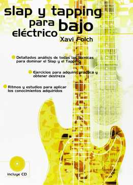 Xavi Folch - Slap Y Tapping Para Bajo Electrico