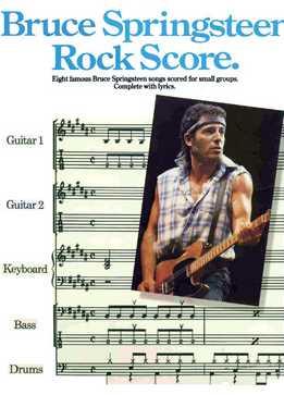Bruce Springsteen - Rockscore