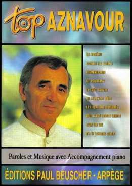 Charles Aznavour - Top Aznavour