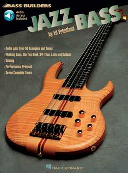 Ed Friedland - Jazz Bass