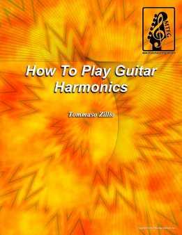 Tommaso Zillio - How To Play Guitar Harmonics