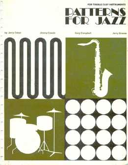 Jerry Coker - Patterns For Jazz