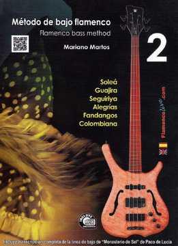 Mariano Martos - Metodo De Bajo Flamenco 2